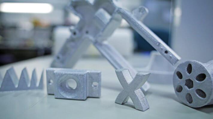 3D-Druck-Objekte mit dem ElemX von Xerox