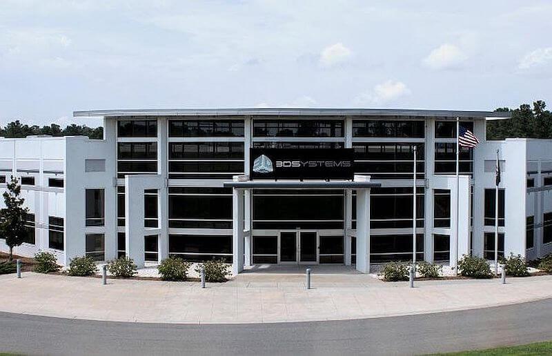 3D Systems Hauptquartier