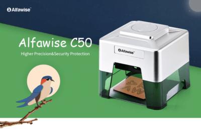Alfawise C50 Mini Maschine