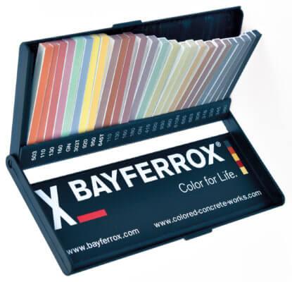 Musterbox von Bayferrox