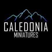 Caledonia Miniatures Logo