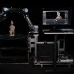3D-Scan-Roboterarm CultArm3D