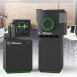 3D-Drucker und Ofe