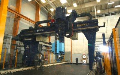 Weltweit größter Polymer 3D-Drucker