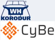 Korodur, CyBe Logos