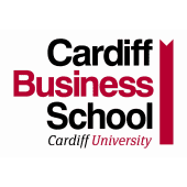 Business School der Cardiff University Logo