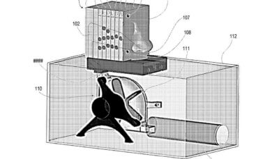 Aufbau Nasensimulator