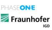 Phase One und Fraunhofer IGD Logos