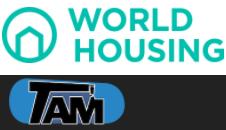 World Housing und TAM Logo