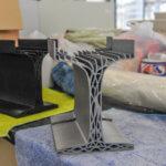 3D-gedruckte Komponenten für das Bauwesen