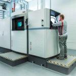 3D-Drucker EOS M 400 bei Audi
