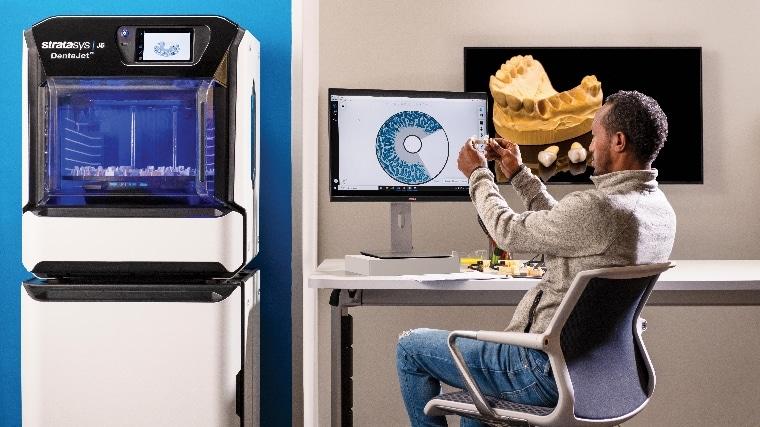 3D-Drucker J5 DentaJet von Stratasys
