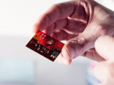 3D-gedruckte Leiterplatte