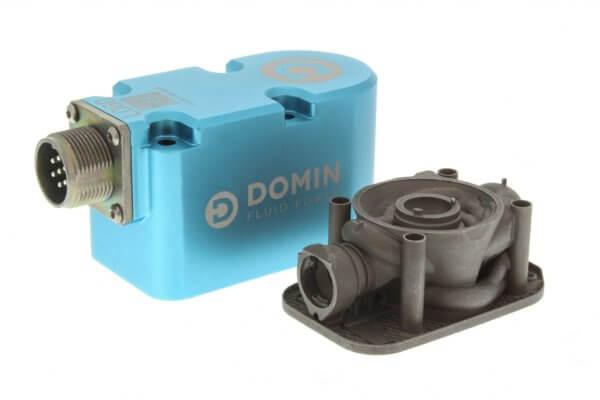 3D-gedrucktes Servoventil von Domin