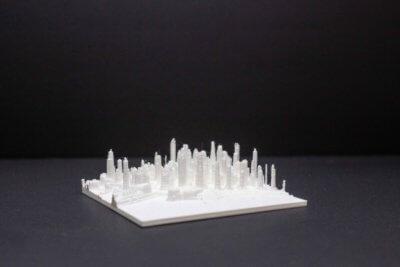 3D-Druck Downtown Vancouver