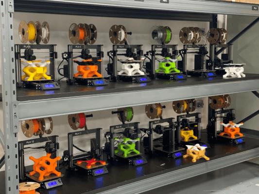 3D-Drucker von Prusa