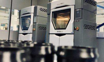 zwei 3D-Drucker Fortus 450mc von Stratasys