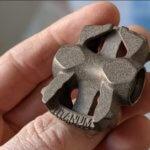 3D-gedruckte MyTi Klickpedale