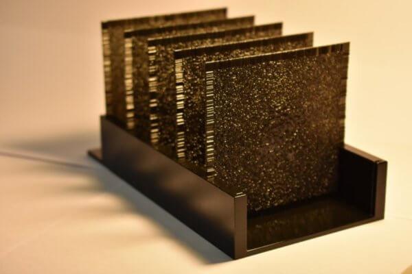 3D-gedrucktes künstliches neuronales Netz