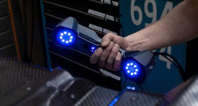 3D-Scanner FreeScan UE