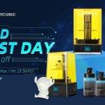 ANYCUBIC Brand Fest Day 2021 auf Aliexpress