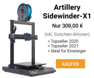 Artillery Sidewinder-X1 Banner