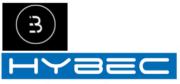 Boson Machines und HYBEC Logos