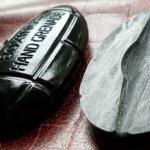 3D-gedruckte Boxing Hand Grenade
