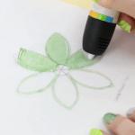 3D-Druck-Stift CandyPlay im Einsatz