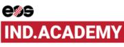 IND.ACADEMY und EOS Logos