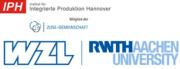 Logos der IPH und des WZL RWTH Aachen