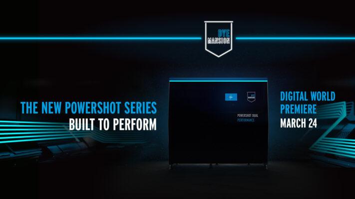Werbebild Powershot Serie