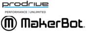 Logos Prodrive und MakerBot