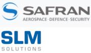 Safran Landing Systems und SM Solutions Logos