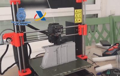 3D-Druck einer Waffe