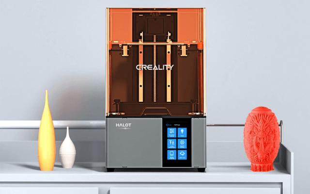 LCD-Harz-3D-Drucker HALOT-SKY