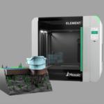 3D-Druck-Element HT von Mosaic Manufacturing