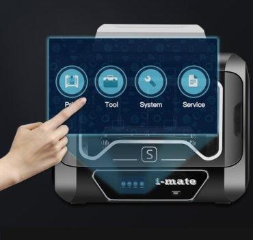 Display i-mate-S 3D-Drucker