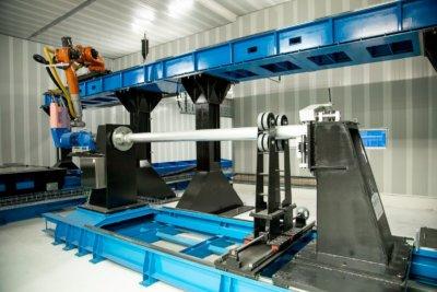 3D-Drucker von Titomic