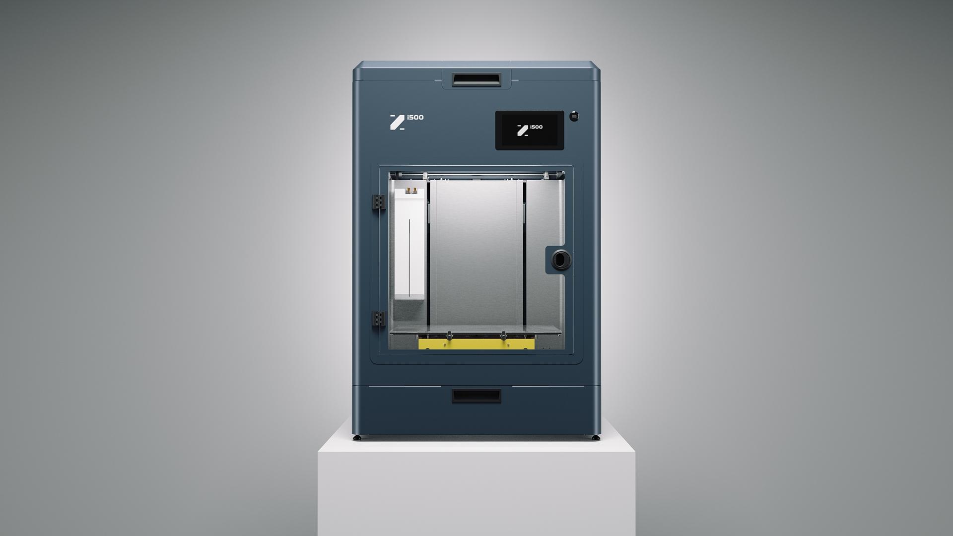 3D-Drucker i500 von Zmorph