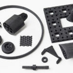 Kohlefaserteile aus dem 3D-Drucker