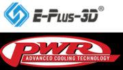 EPlus3D und PWR Logos