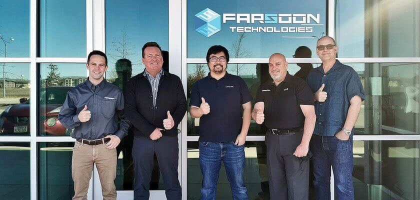 Foto Team Farsoon America