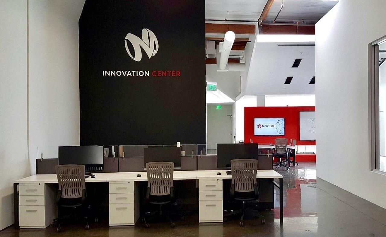 Morf3D Innovation Center
