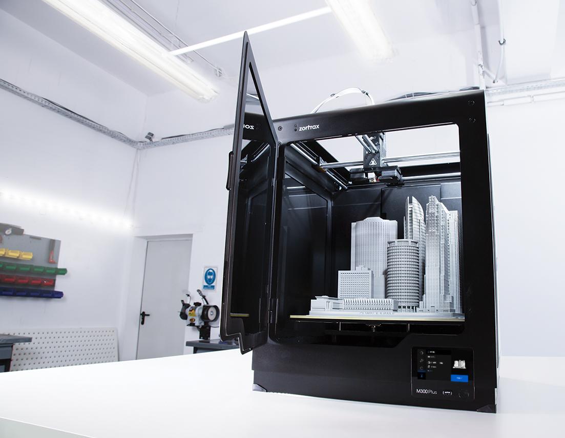 3D-Drucker Zortrax M300 Plus