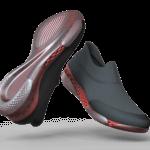 Fertiger optimierter Schuh