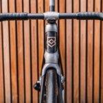 Lenker eines Bikes von Bastion Cycles