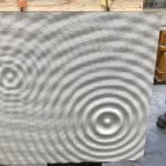 3D-gedruckte Waterdrop-Fassade