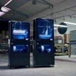 Smart Cabinet mit Epsilon W27 und W50 3D-Drucker