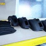 3D-gedruckte Kommunikationsfelder